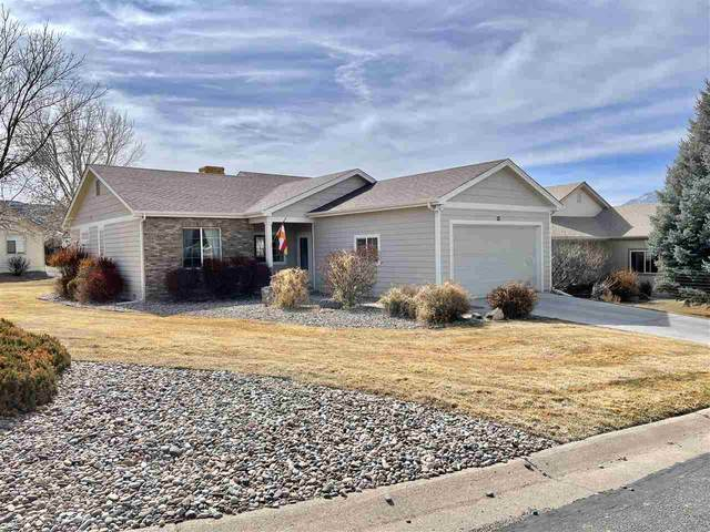 12 Aster Court, Parachute, CO 81635 (MLS #20211021) :: The Grand Junction Group with Keller Williams Colorado West LLC