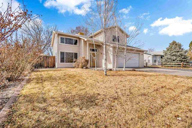 417 W Mallard Way, Grand Junction, CO 81504 (MLS #20211024) :: The Grand Junction Group with Keller Williams Colorado West LLC