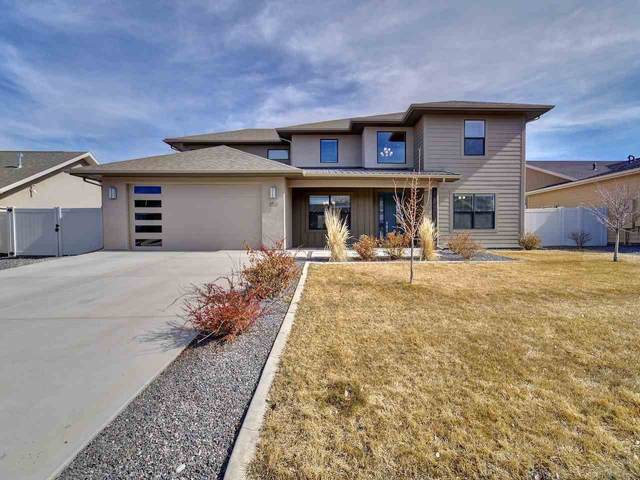 252 Durant Street, Grand Junction, CO 81503 (MLS #20211030) :: The Grand Junction Group with Keller Williams Colorado West LLC
