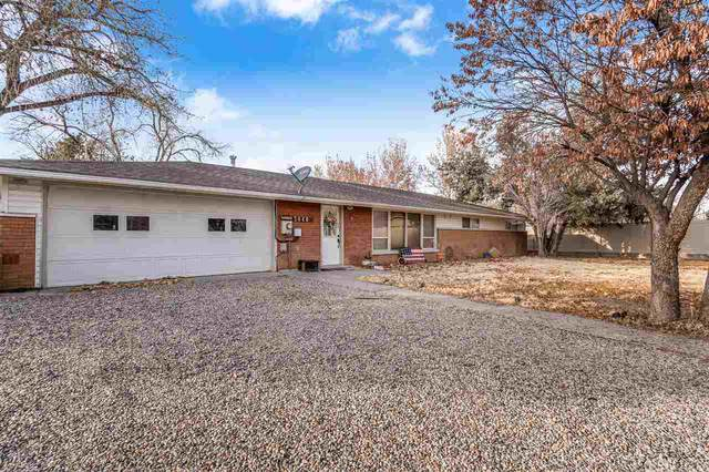 2646 Chestnut Drive, Grand Junction, CO 81506 (MLS #20211035) :: The Danny Kuta Team