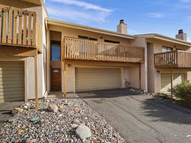 385 Explorer Court #5, Grand Junction, CO 81507 (MLS #20211036) :: CENTURY 21 CapRock Real Estate