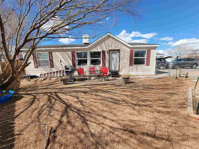 2803 N Niagara Circle, Grand Junction, CO 81501 (MLS #20211038) :: The Grand Junction Group with Keller Williams Colorado West LLC