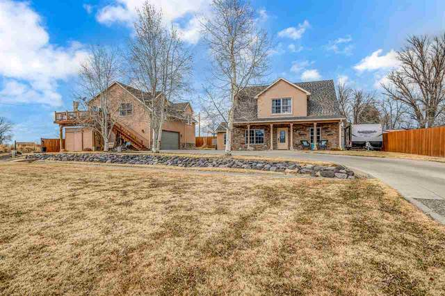 2530 G 3/8 Road, Grand Junction, CO 81505 (MLS #20211059) :: The Grand Junction Group with Keller Williams Colorado West LLC