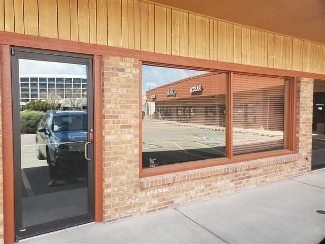 759 Horizon Dr Horizon Drive E, H, Grand Junction, CO 81506 (MLS #20211076) :: The Christi Reece Group