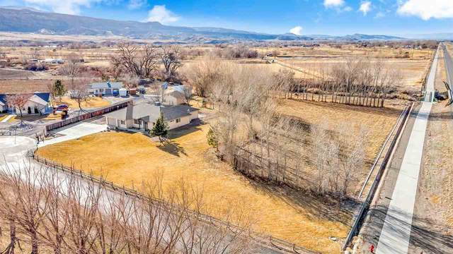 1934 Frontage Road, Fruita, CO 81521 (MLS #20211089) :: The Grand Junction Group with Keller Williams Colorado West LLC