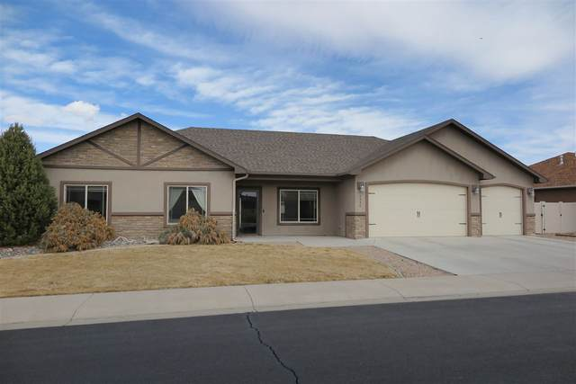 2924 Brook View Lane, Grand Junction, CO 81503 (MLS #20211093) :: The Grand Junction Group with Keller Williams Colorado West LLC