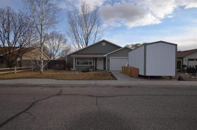 3123 Perkins Drive, Grand Junction, CO 81504 (MLS #20211103) :: The Danny Kuta Team