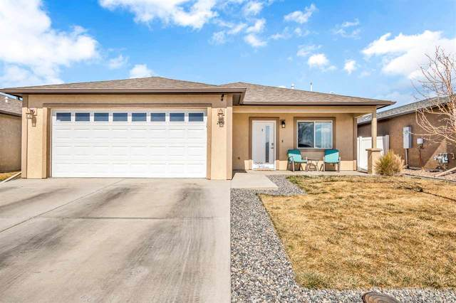 2454 Hannah Lane, Grand Junction, CO 81505 (MLS #20211104) :: The Grand Junction Group with Keller Williams Colorado West LLC