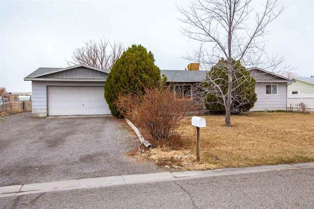 3190 1/2 Elm Avenue, Grand Junction, CO 81504 (MLS #20211110) :: The Kimbrough Team | RE/MAX 4000
