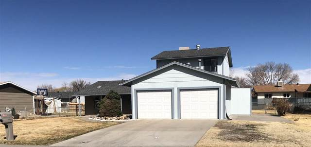3016 1/2 Bookcliff Avenue, Grand Junction, CO 81504 (MLS #20211118) :: The Joe Reed Team
