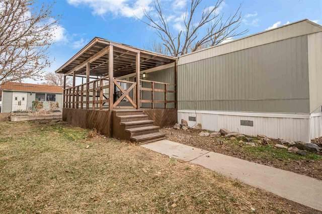 3052 1/2 Eaglewood Court, Grand Junction, CO 81504 (MLS #20211122) :: The Joe Reed Team