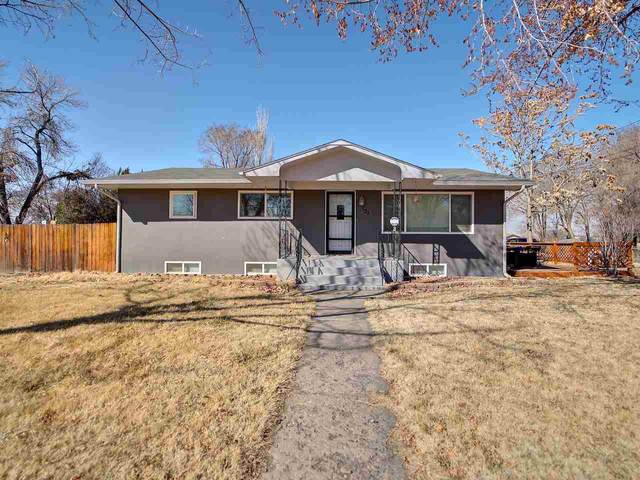 531 28 3/4 Road, Grand Junction, CO 81501 (MLS #20211131) :: The Grand Junction Group with Keller Williams Colorado West LLC