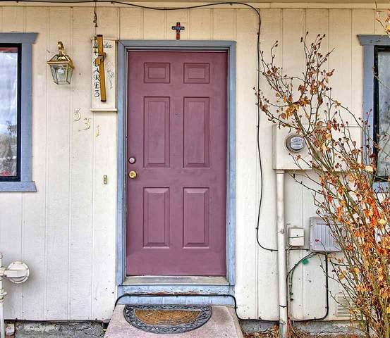 531 Coronado Court, Clifton, CO 81520 (MLS #20211140) :: CENTURY 21 CapRock Real Estate