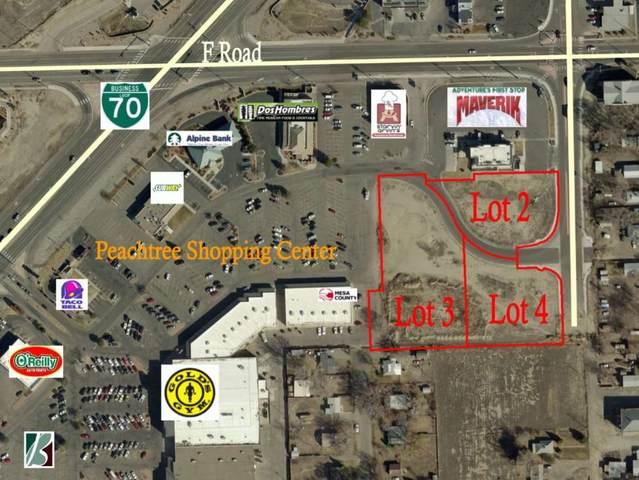 Lot 4 Peach Tree, Clifton, CO 81520 (MLS #20211153) :: The Danny Kuta Team
