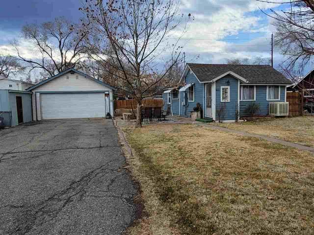 1741 Aspen Street, Grand Junction, CO 81503 (MLS #20211162) :: The Joe Reed Team