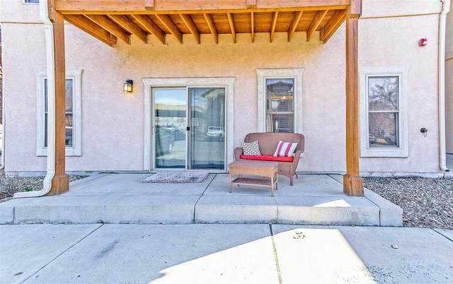 1208 Walnut Avenue #1, Grand Junction, CO 81501 (MLS #20211165) :: The Christi Reece Group