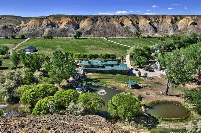 4208 Kannah Creek Road, Whitewater, CO 81527 (MLS #20211183) :: Lifestyle Living Real Estate