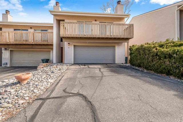 385 Explorer Court #11, Grand Junction, CO 81507 (MLS #20211192) :: CENTURY 21 CapRock Real Estate