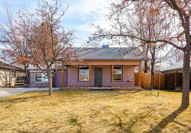 3040 N 14th Street, Grand Junction, CO 81506 (MLS #20211208) :: CENTURY 21 CapRock Real Estate