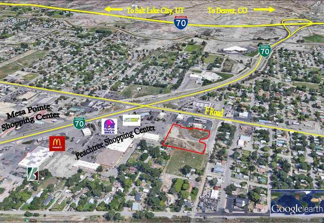 Lot 3 Peach Tree, Grand Junction, CO 81506 (MLS #20211210) :: Western Slope Real Estate