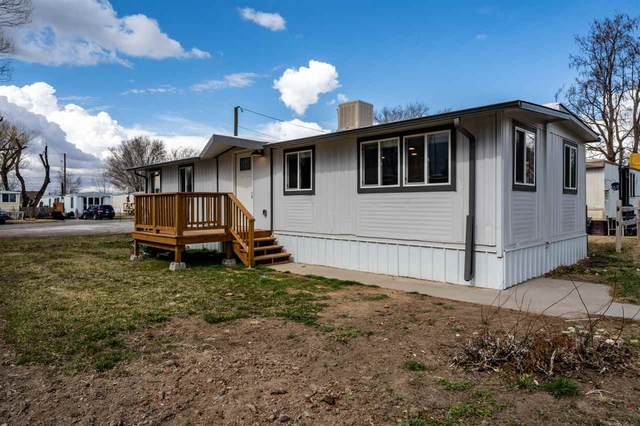 825 E Ottley Avenue C4, Fruita, CO 81521 (MLS #20211211) :: The Kimbrough Team | RE/MAX 4000