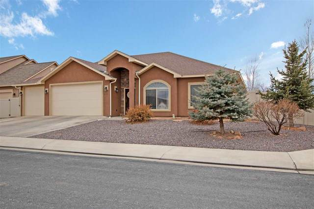 2935 River Bend Court, Grand Junction, CO 81503 (MLS #20211213) :: The Joe Reed Team