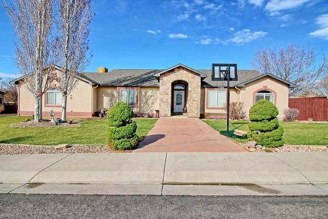 649 Pineneedle Court, Grand Junction, CO 81506 (MLS #20211222) :: Lifestyle Living Real Estate