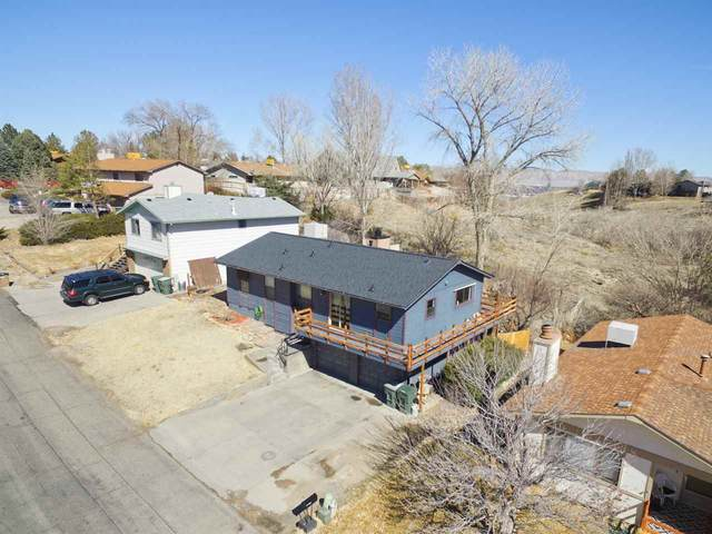 2410 Hidden Valley Drive, Grand Junction, CO 81507 (MLS #20211225) :: The Grand Junction Group with Keller Williams Colorado West LLC