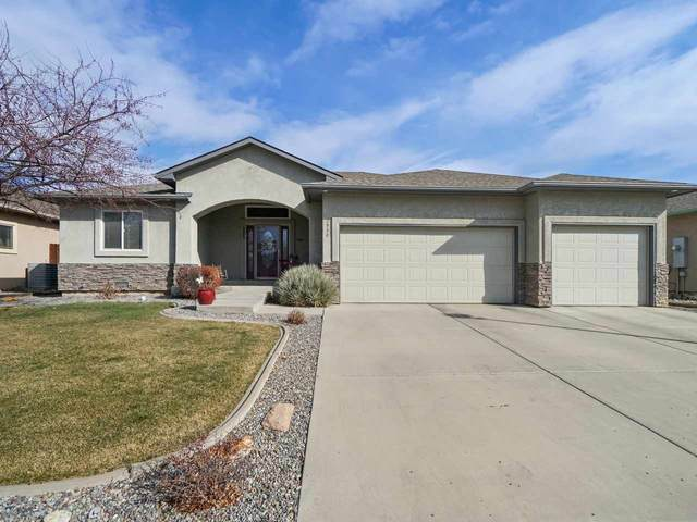 2930 Whitney Lane, Grand Junction, CO 81504 (MLS #20211235) :: The Grand Junction Group with Keller Williams Colorado West LLC