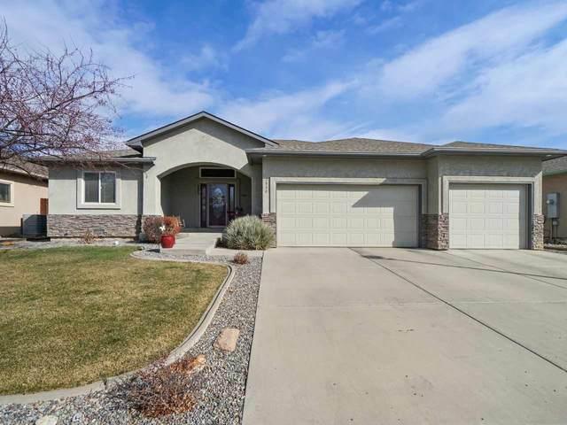 2930 Whitney Lane, Grand Junction, CO 81504 (MLS #20211235) :: The Christi Reece Group