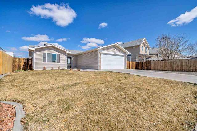 3134 Open Meadows Court, Grand Junction, CO 81504 (MLS #20211240) :: CENTURY 21 CapRock Real Estate