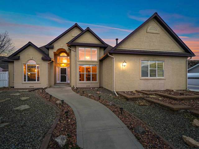 435 Rust Court, Grand Junction, CO 81507 (MLS #20211241) :: The Grand Junction Group with Keller Williams Colorado West LLC