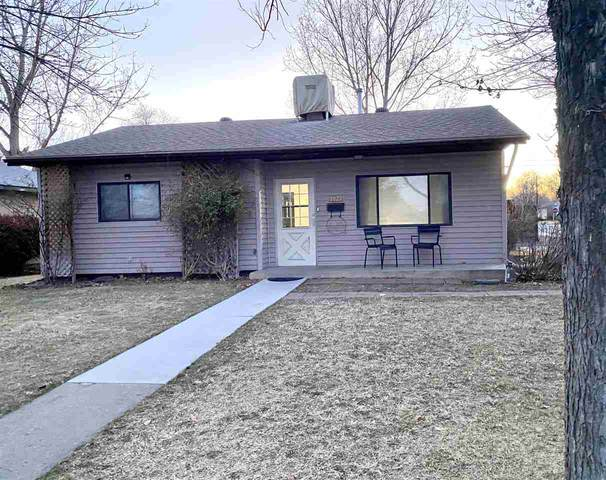2023 Linda Lane, Grand Junction, CO 81501 (MLS #20211245) :: The Kimbrough Team | RE/MAX 4000