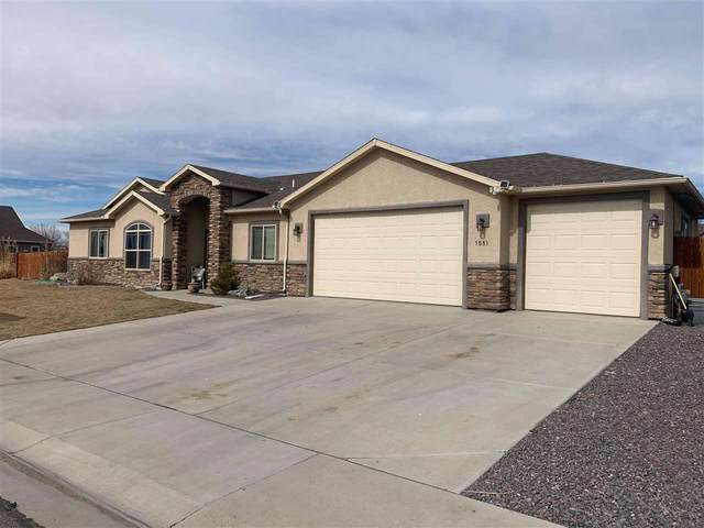 1551 Lola Court, Fruita, CO 81521 (MLS #20211247) :: Lifestyle Living Real Estate