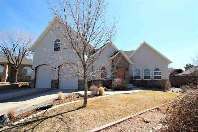 2623 Foxglove Court, Grand Junction, CO 81506 (MLS #20211254) :: The Kimbrough Team | RE/MAX 4000