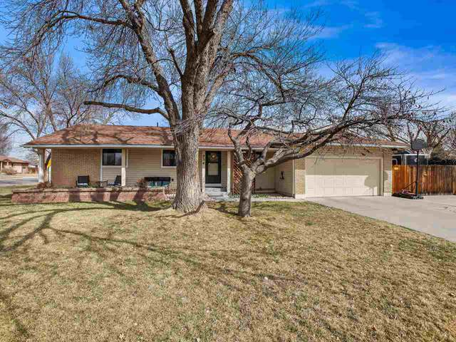 234 Garfield Drive, Grand Junction, CO 81503 (MLS #20211257) :: The Grand Junction Group with Keller Williams Colorado West LLC