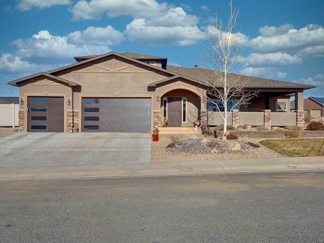 2660 I Road, Grand Junction, CO 81506 (MLS #20211268) :: The Kimbrough Team | RE/MAX 4000