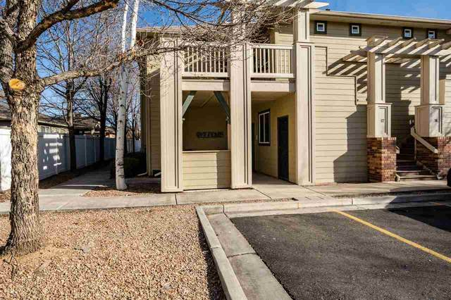 2485 Fountainhead Boulevard F8, Grand Junction, CO 81505 (MLS #20211277) :: Lifestyle Living Real Estate