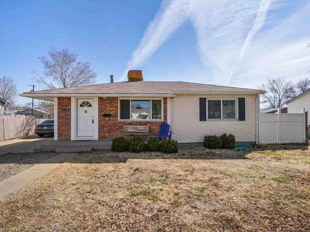 1360 N 18th Street, Grand Junction, CO 81501 (MLS #20211278) :: CENTURY 21 CapRock Real Estate