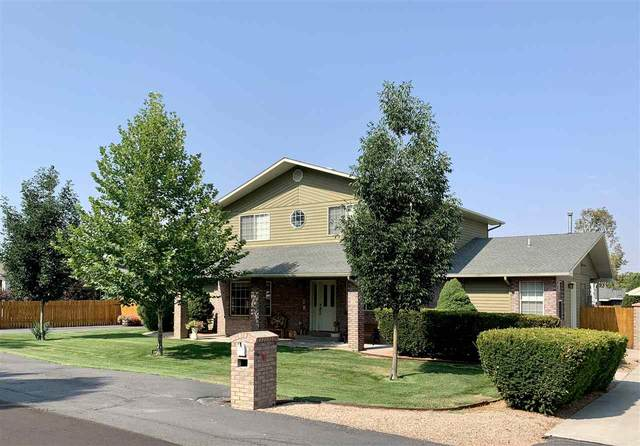 719 Centauri Drive, Grand Junction, CO 81506 (MLS #20211279) :: The Christi Reece Group