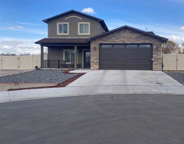3124 Grama Avenue, Grand Junction, CO 81504 (MLS #20211280) :: The Grand Junction Group with Keller Williams Colorado West LLC
