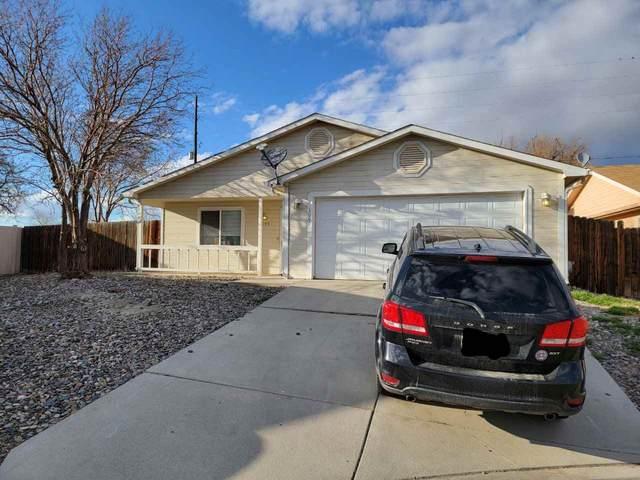 399 Dry Fork Court, Grand Junction, CO 81504 (MLS #20211285) :: The Christi Reece Group