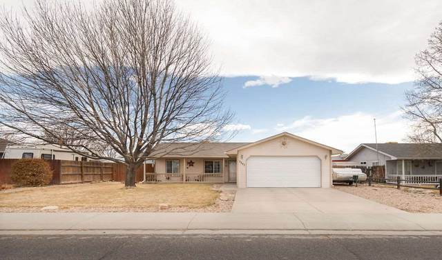 3247 D 3/4 Road, Clifton, CO 81520 (MLS #20211291) :: The Joe Reed Team