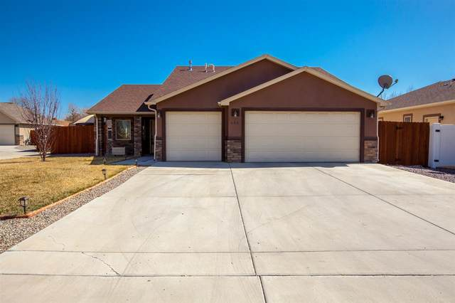 458 Davis Road, Grand Junction, CO 81504 (MLS #20211296) :: The Kimbrough Team | RE/MAX 4000