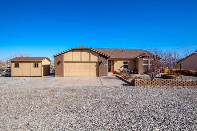 2254 N Easter Hill Drive, Grand Junction, CO 81507 (MLS #20211316) :: CENTURY 21 CapRock Real Estate