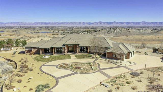 808 Wedding Canyon Court, Grand Junction, CO 81507 (MLS #20211325) :: The Kimbrough Team | RE/MAX 4000
