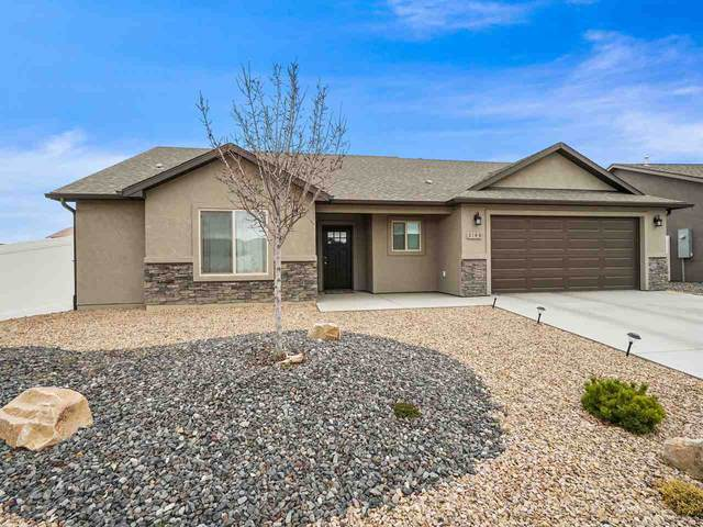 3149 Borrow Court, Grand Junction, CO 81504 (MLS #20211349) :: Lifestyle Living Real Estate