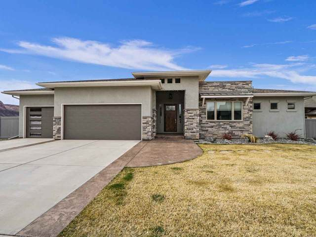 2190 Knowles Canyon Avenue, Grand Junction, CO 81507 (MLS #20211374) :: The Kimbrough Team | RE/MAX 4000