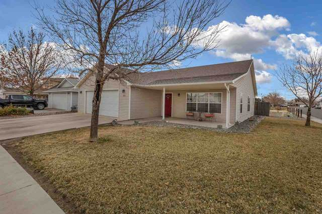 489 Gregory Drive, Grand Junction, CO 81504 (MLS #20211378) :: The Grand Junction Group with Keller Williams Colorado West LLC