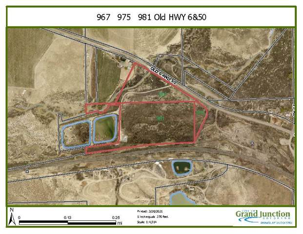 967 Old Highway 6&50, Mack, CO 81525 (MLS #20211384) :: CENTURY 21 CapRock Real Estate
